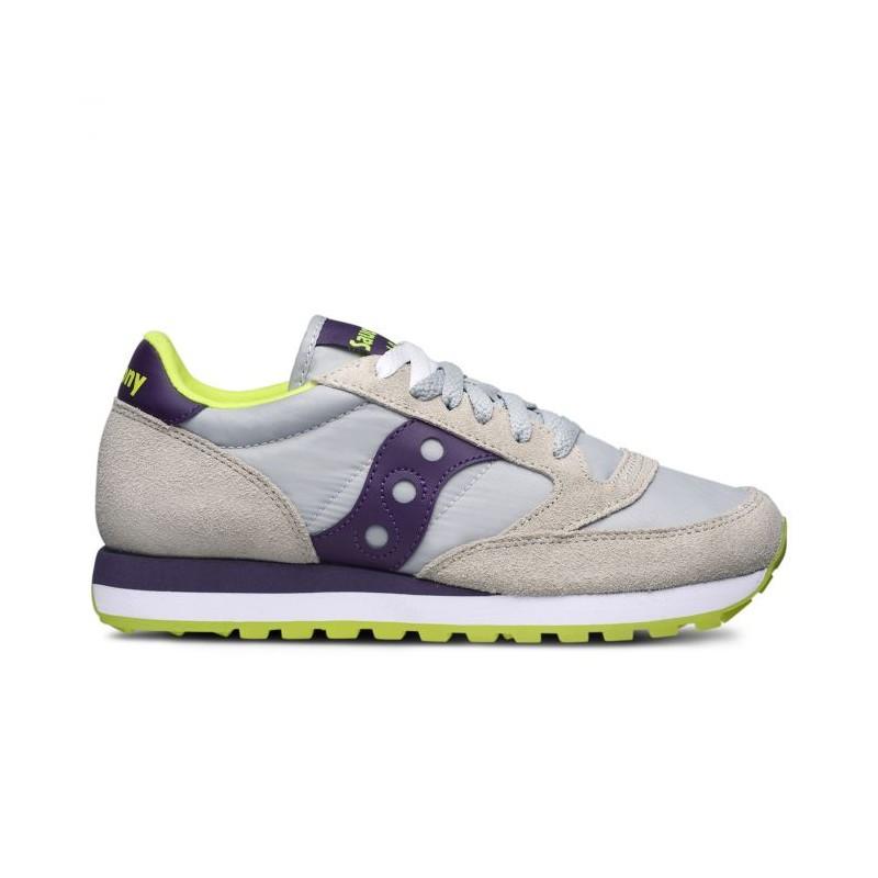 32578dc3b8d746 Grigie Jazz Originals Donna Viola Sneaker E Saucony Acquista Udn5q5