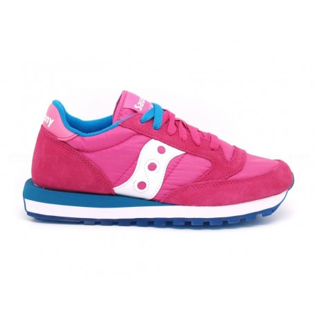 Saucony Jazz Rosa Donna Originals