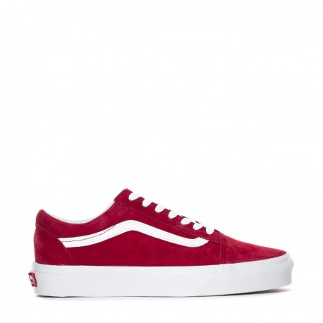 Vans Old Skool Rosse Uomo
