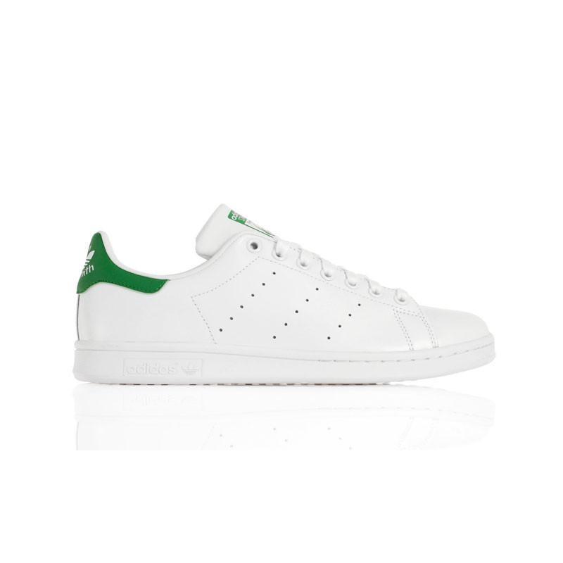 best website 09501 47cb5 Adidas Stan Smith Bianco Verde