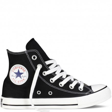 Converse All Star Hi Canvas Black