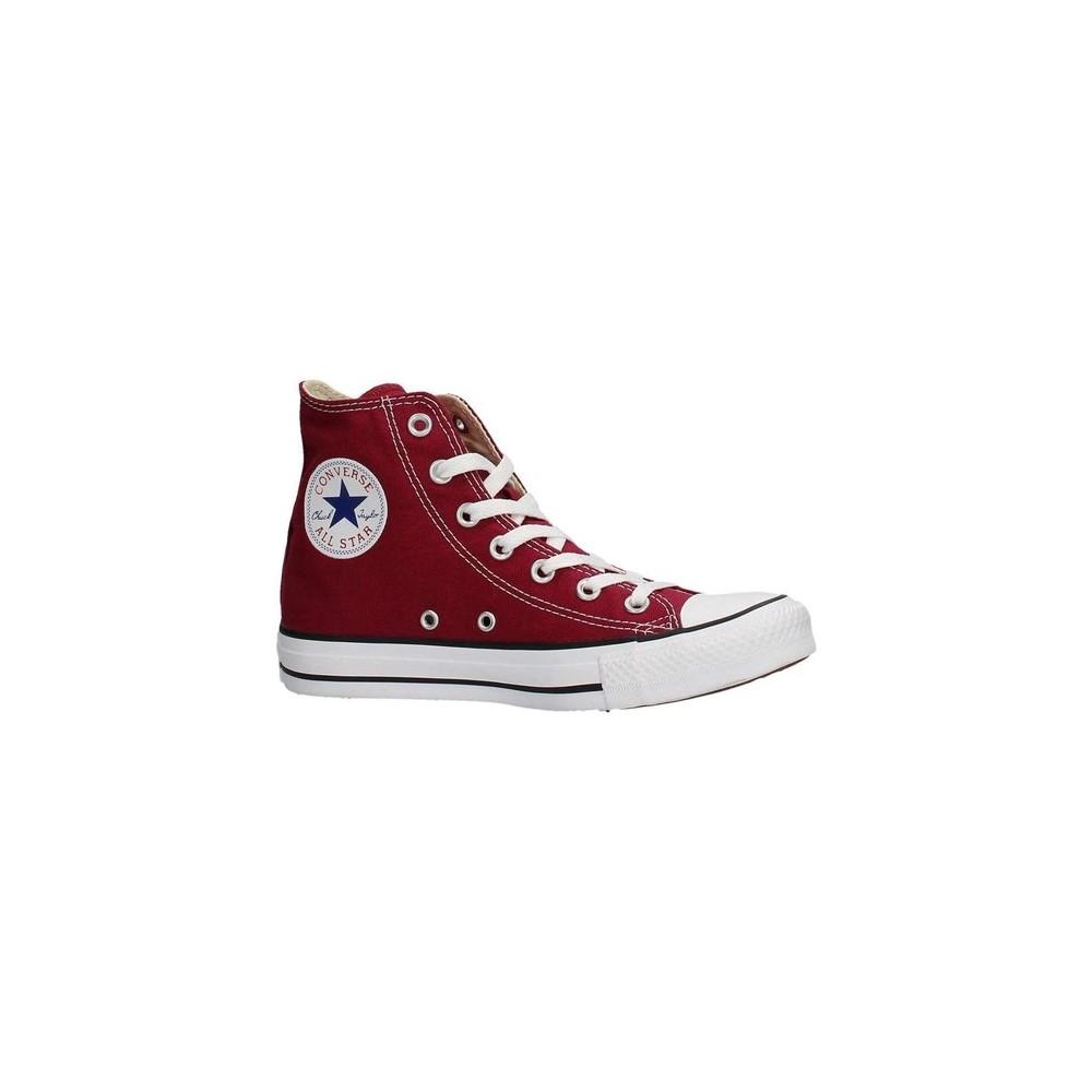 Converse All Star Hi Canvas Maroon X/M9613 - Acquista online su ...