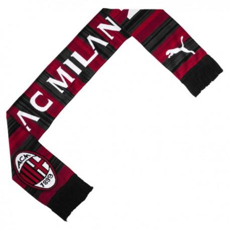 Puma Sciarpa Milan Nero/Rosso