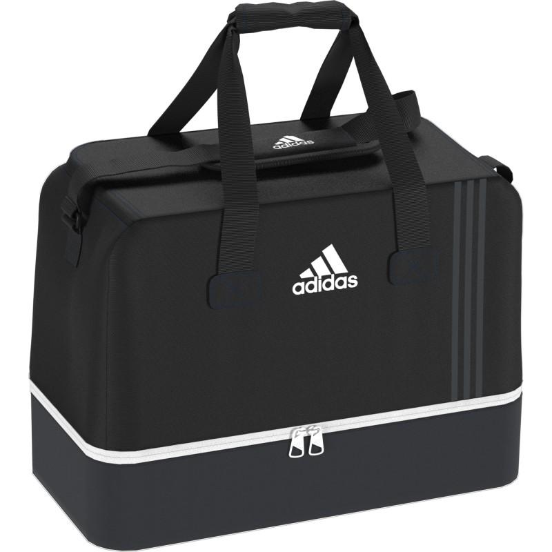 53b8d9e8bd ADIDAS borsa tiro m compartment nero/bianco b46123 - Acquista online ...