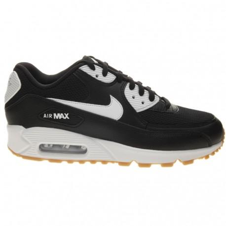 Nike Air Max 90 Nere e Bianche Donna
