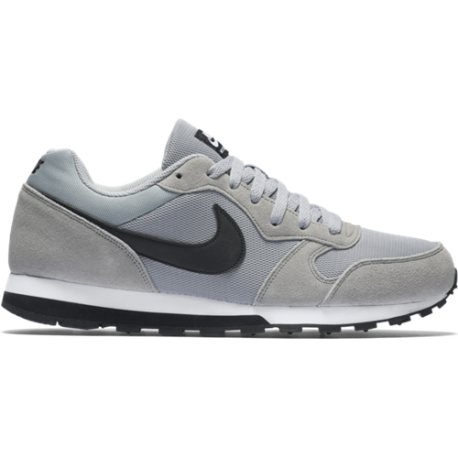 Nike Md Runner 2 Grigio Bianco Uomo