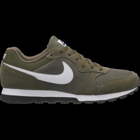 Nike Md Runner 2 Olive Nero Uomo