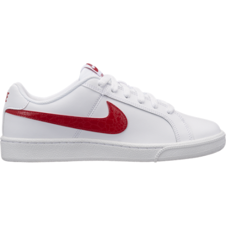 Nike Court Royale Bianche e Rosse Donna