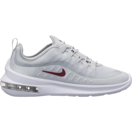 Nike Air Max Axis Silver Rosso Donna
