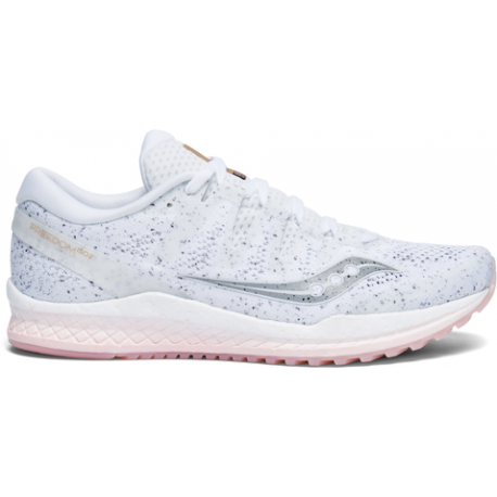 Saucony Freedom Iso2  White Noise Donna
