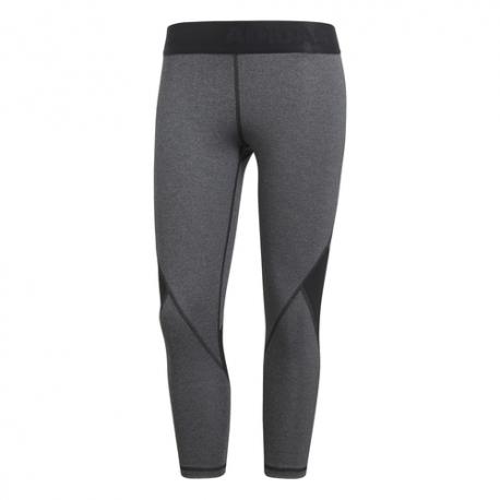 Adidas Pantalone Alphaskin Sport Nero Donna