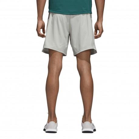 Adidas Short 4KRFT Climacool Woven Silver Uomo