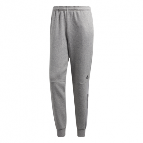 Adidas Pantalone Sport ID Fleece Grigio Uomo