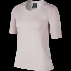 Nike Maglia Manica Corta Pro HyperCool Rosa Donna