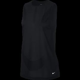 Nike Canotta TechKnit Cool Nero Donna