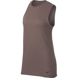 Nike Canotta Smokey Mauve Donna