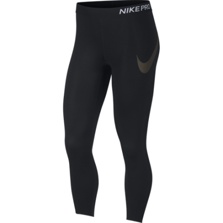 Nike Tight MTCL GRX Nero Donna
