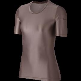 Nike Maglia Manica Corta Glamour Smokey Mauve Donna