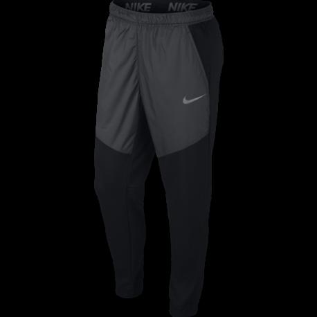 Nike Pantalone FLC Utility Nero Uomo