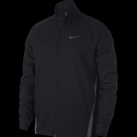 Nike Felpa M NK Dry JKT Team Woven Nero Uomo