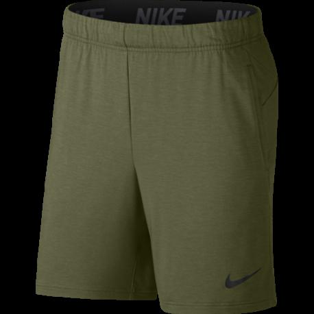 Nike Short Hyper Dry Olive Canvas Uomo