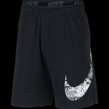 Nike Short Dry GFX2 Nero Uomo