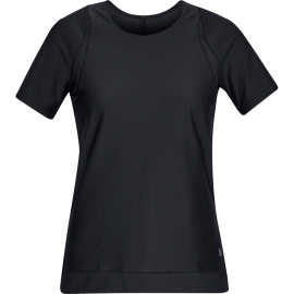 Under Armour Maglia Manica Corta Vanish Nero Donna