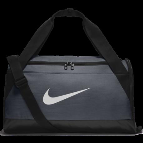 Nike Borsa Brasilia Small Grigio Uomo