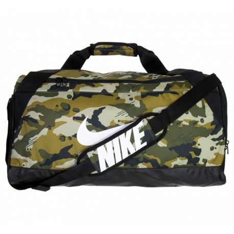 Nike Borsa Brasilia Medium Camo Uomo