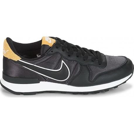 Nike Internationalist Nero Oro Donna