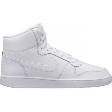Nike Ebernon Mid Bianco Uomo