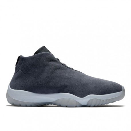 more photos 2c373 c9db3 Nike Jordan Future Mid Antracite Uomo ...