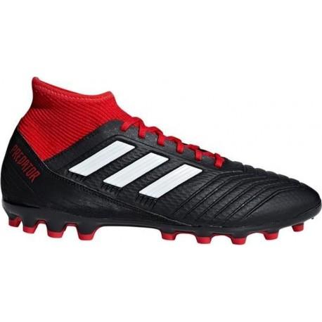 Adidas Predator 18.3 Ag Nero/Bianco/Rosso