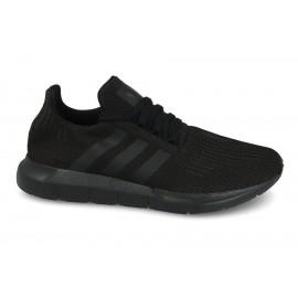 Adidas Swift Run Nero/Nero Uomo