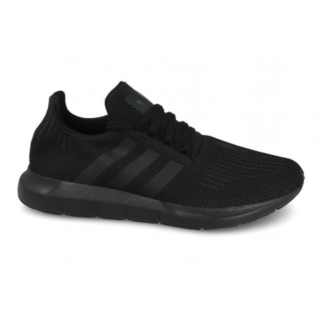 pretty nice af71f 33495 ADIDAS originals swift run nero nero uomo ADIDAS originals swift run  nero nero uomo