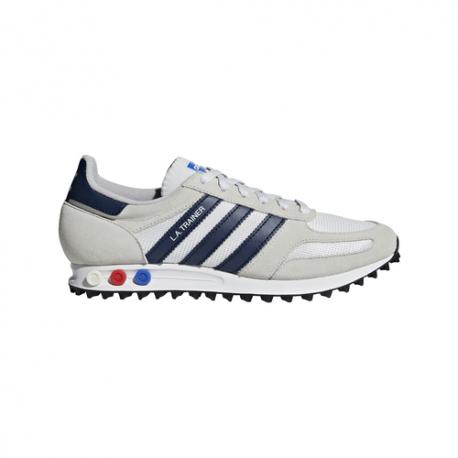 Adidas La Trainer Beige Blu Uomo