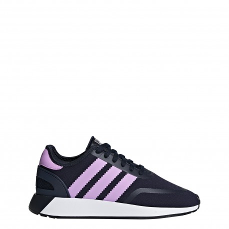 new style 21b2a 24074 Adidas Originals N-5923 Navy Lilla Donna ...