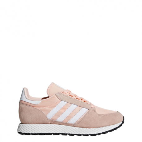 Adidas Originals Forest Grove Rosa Bianco Donna