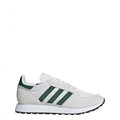 Adidas Originals Forest Grove Bianche Verdi Uomo