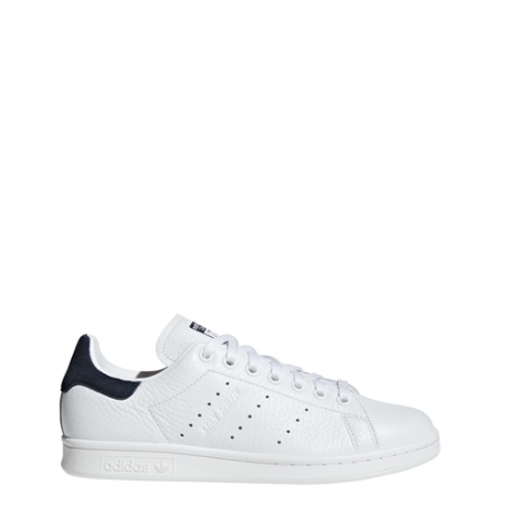 Adidas Originals Stan Smith Lea Bianche Blu Donna
