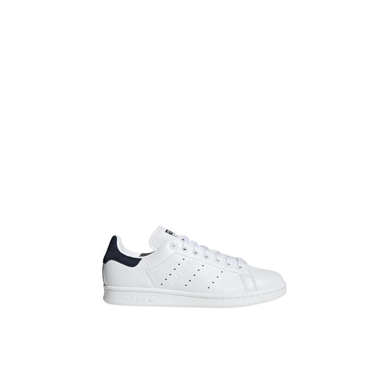 size 40 0a23b a2c12 Adidas Originals Stan Smith Lea Bianche Blu Donna