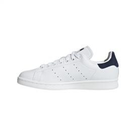 Adidas Originals Stan Smith Lea Bianche Blu Donna