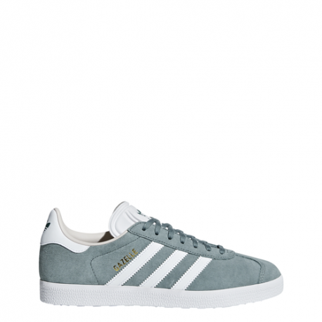 hot sale online 6a63d e1b76 Adidas Originals Gazelle Verdi Bianche Donna ...
