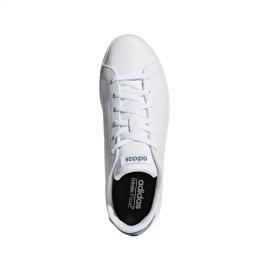 adidas advantage clean bianche