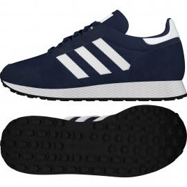 Adidas Originals Forest Grove Blu Beige Uomo