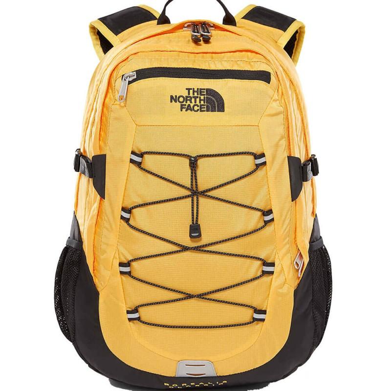 The North Face Zaino Borealis Classic Giallo - Acquista online su ... 9f9bdf290042