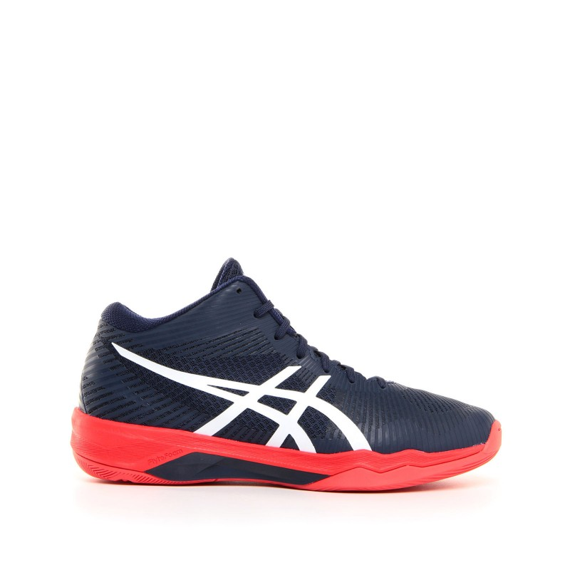the best attitude 59623 584c5 Asics Volley Elite Ff Mt Blu Bianco Uomo