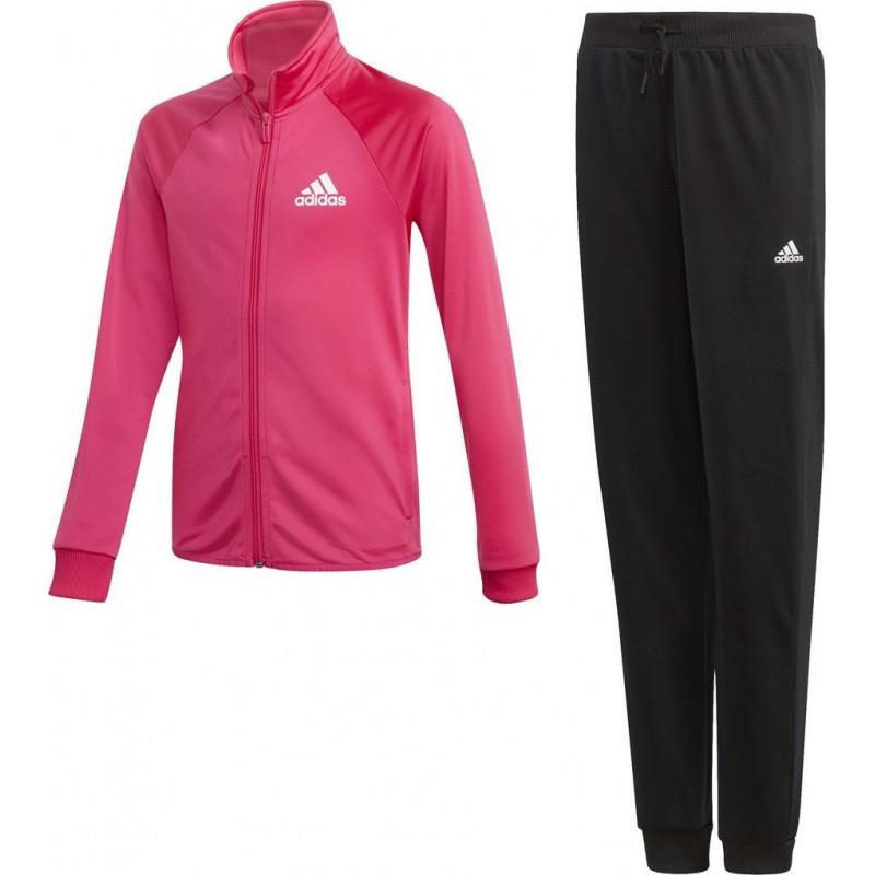 Fuxia Entry Tuta Online Sportland Adidas Bambina Acquista Su