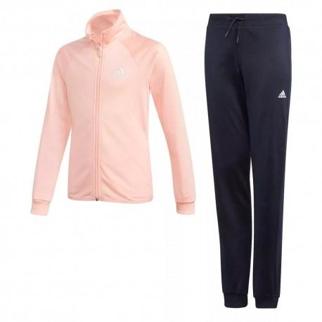 Adidas tuta Entry Rosa Bambina