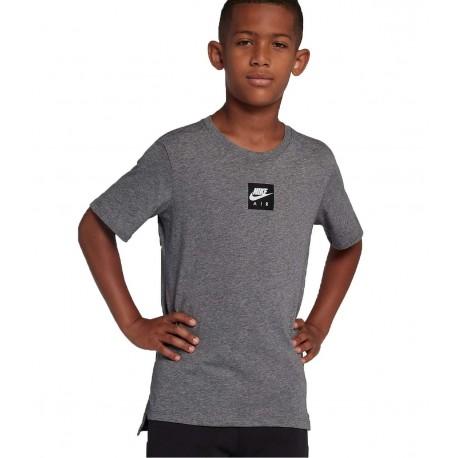 Nike T-shirt Grigio Bambino
